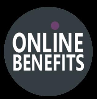 Online Benefits